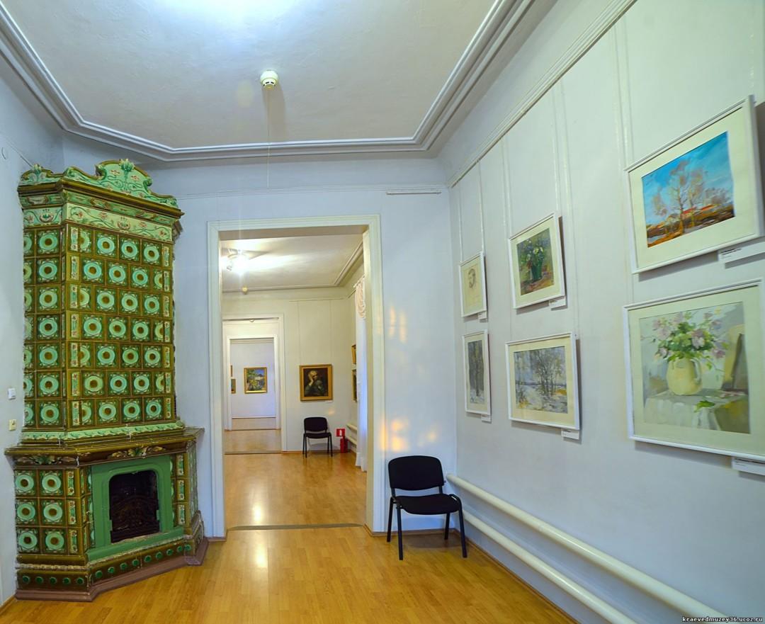 Картинная галерея им. П. И. Шолохова в Борисоглебске