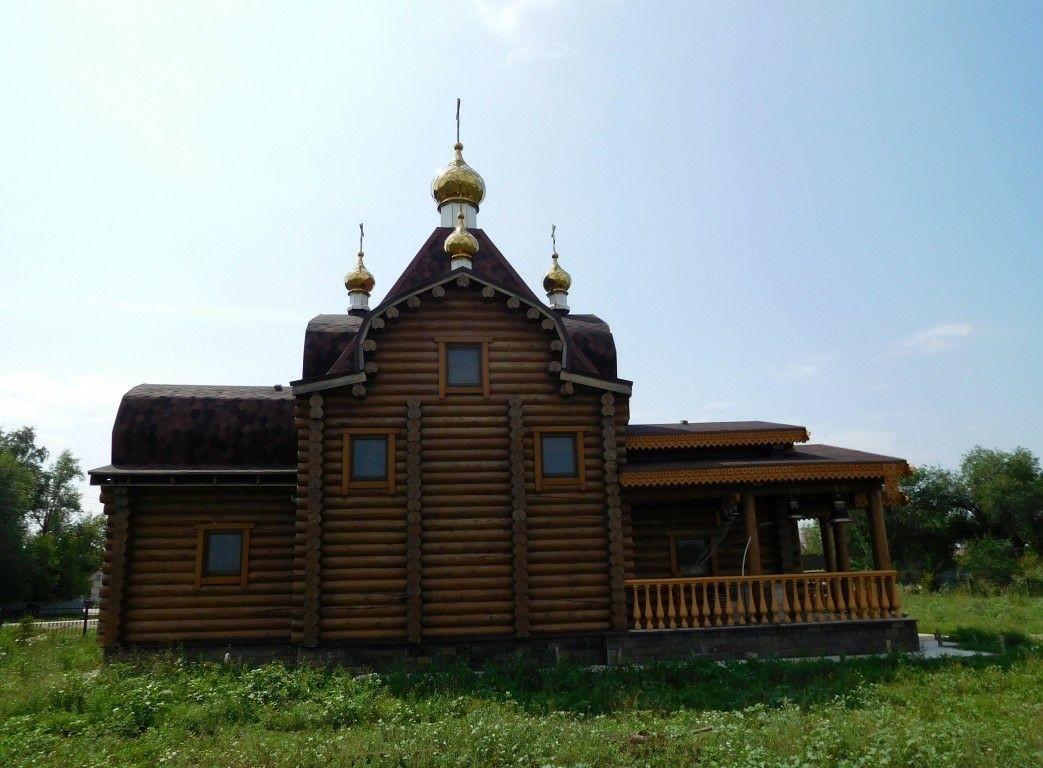 Церковь Николая Чудотворца в Лопатино