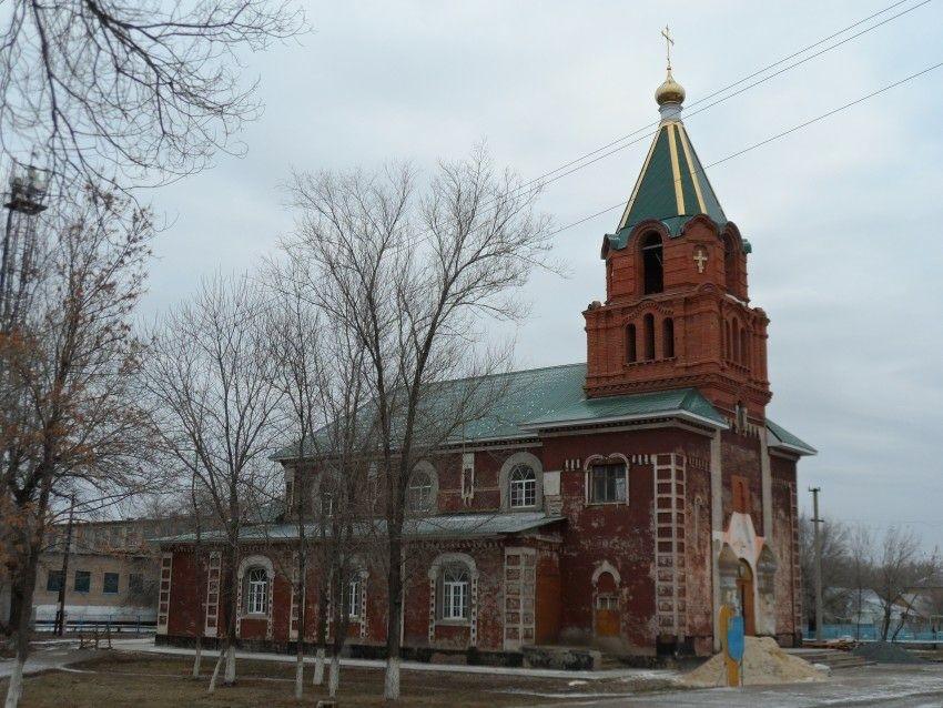 Церковь Михаила Архангела в Нежинке