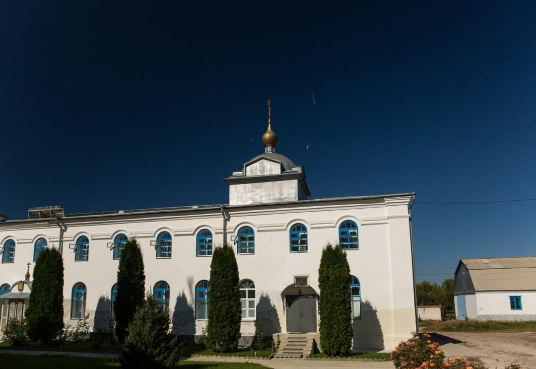 Храм Сицилийской иконы Божией Матери Свято-Успенского Дивногорского монастыря