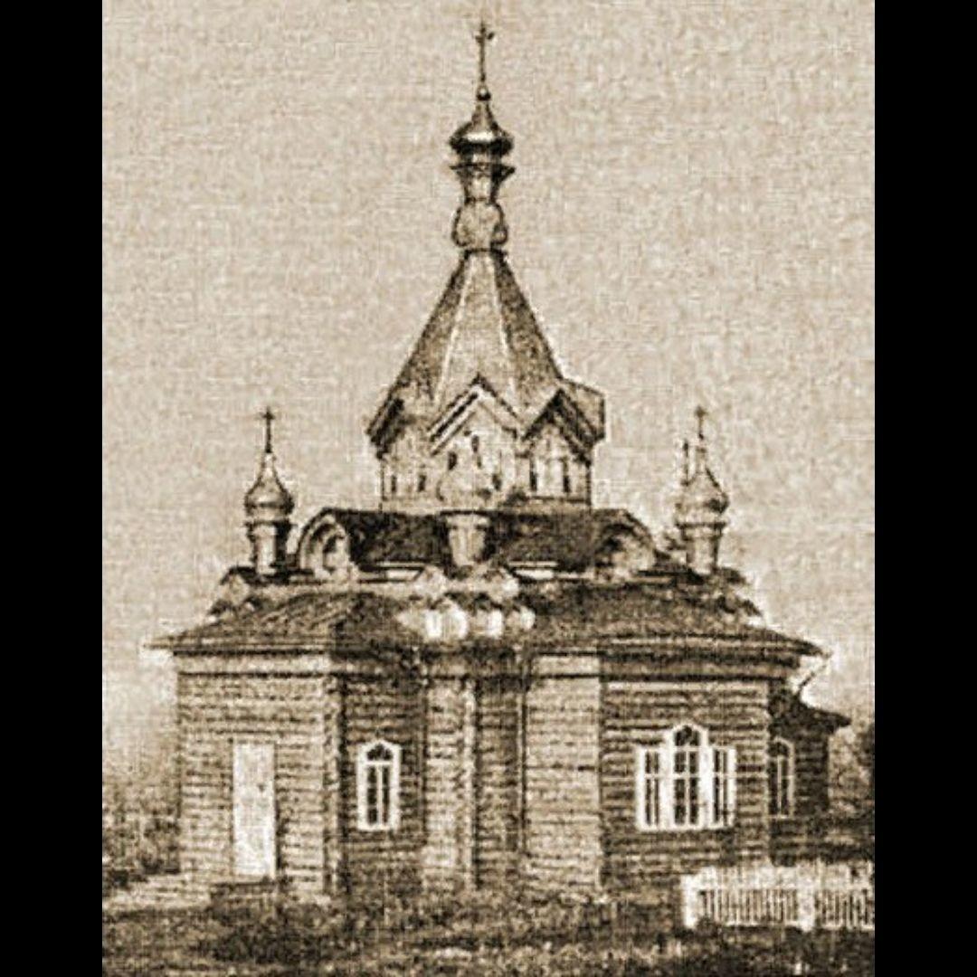 Церковь Марии Магдалины в лагере Второго кадетского корпуса в Оренбурге (Утрачена)
