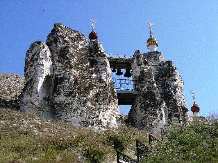 Собор Спаса Нерукотворного Образа Костомаровского Спасского монастыря