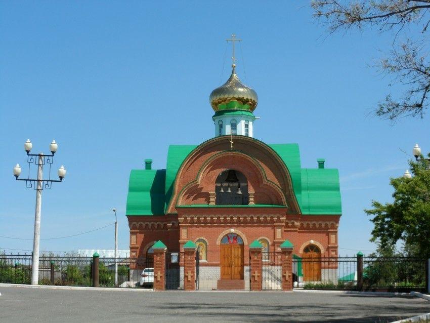 Церковь Михаила Архангела в Рыбкино