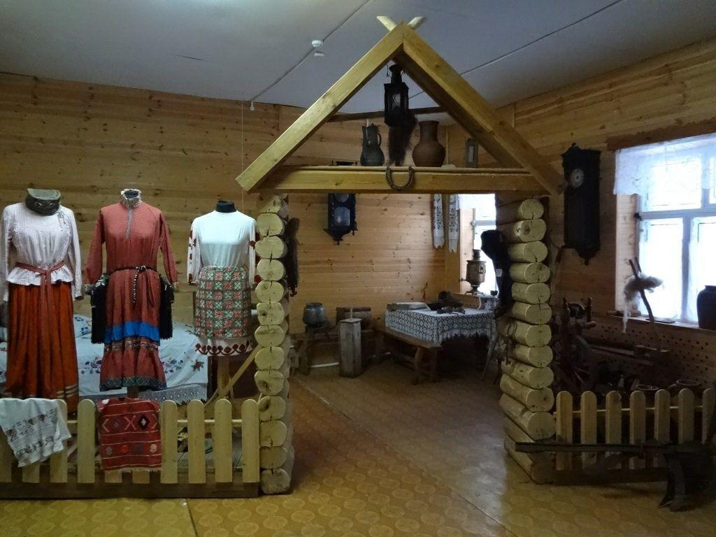 Народный музей Матвеевского района