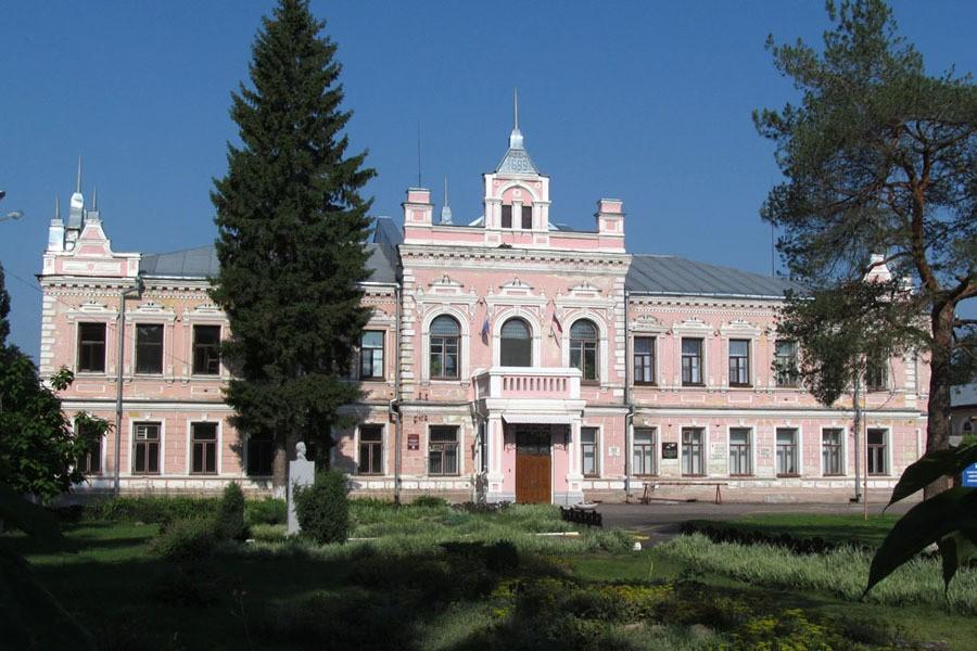 Мариинская женская гимназия в Борисоглебске