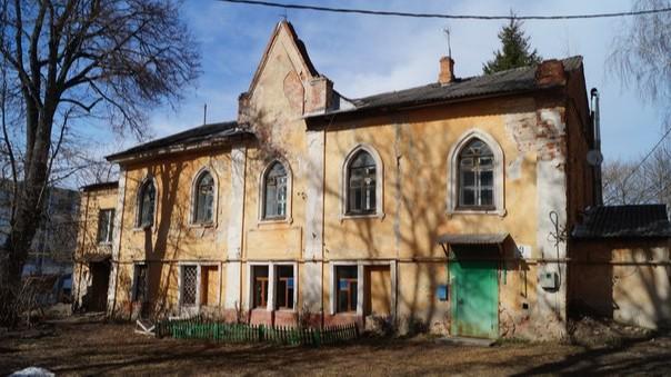 Лютеранская кирха в Калуге