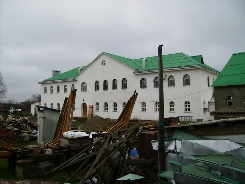 Марие-Магдалинский женский монастырь в Роговской