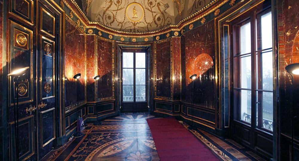 Внутренний интерьер комнат
