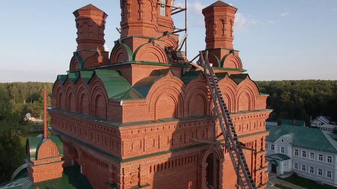 Реконструкция Абабковского монастыря