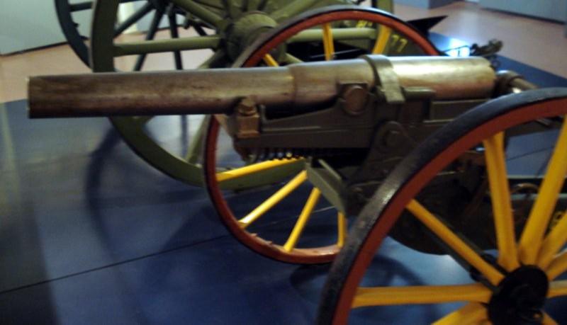 Владимир Барановский - автор первой в мире скорострельной пушки