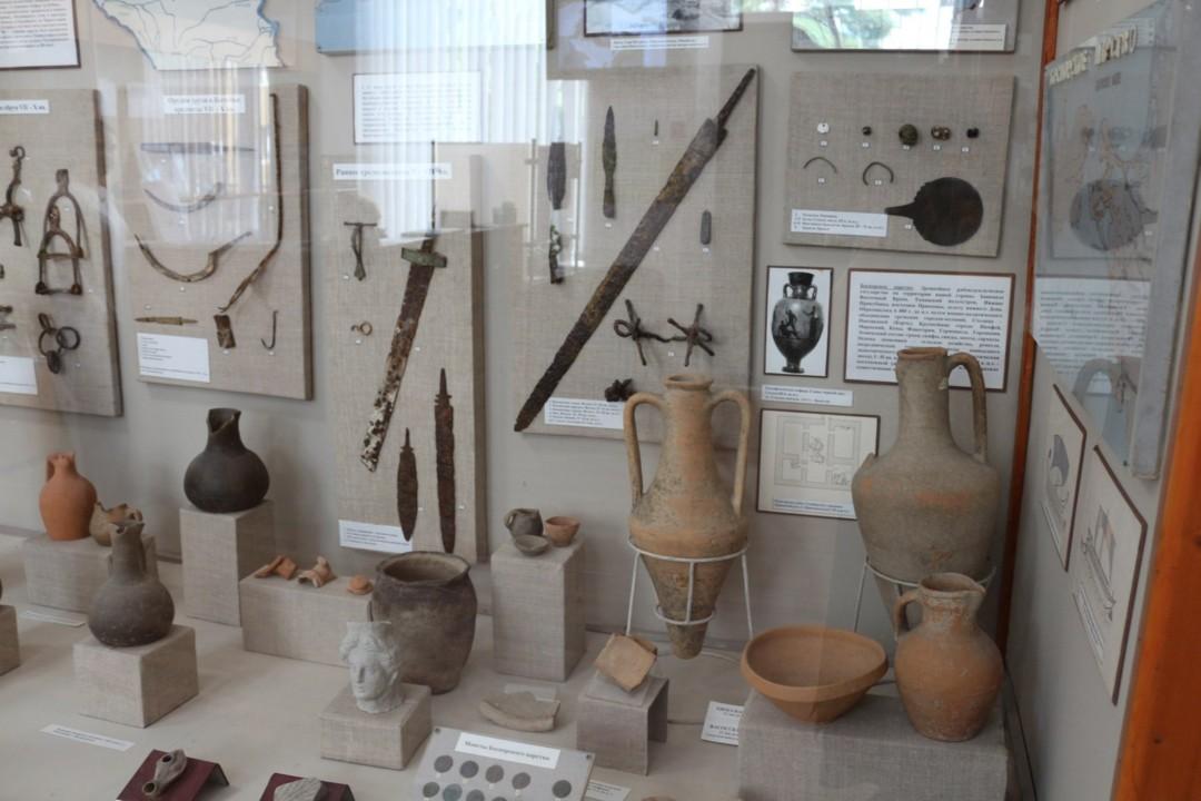 Краеведческий музей в Крымске