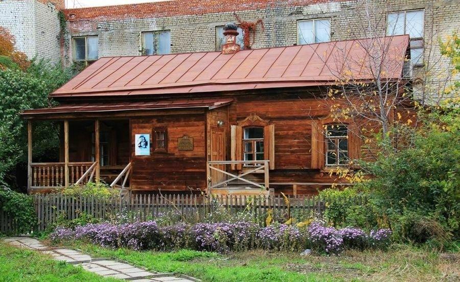 Музей-усадьба В.Э. Борисова-Мусатова в Саратове