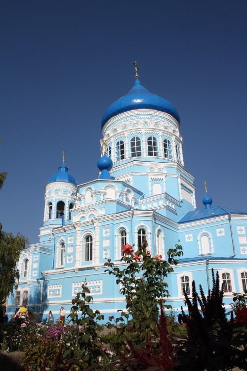 Храм Покрова Пресвятой Богородицы в Каневской