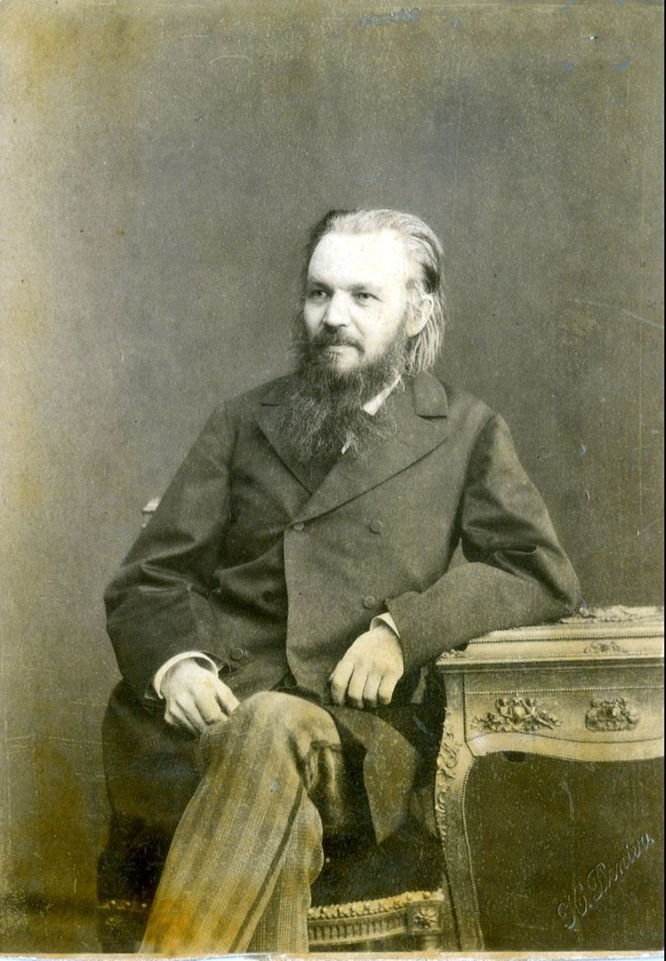 Алексей Сергеевич Суворин - легендарный книгоиздатель и журналист