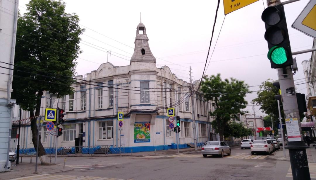 Доходный дом доктора Михалева в Краснодаре