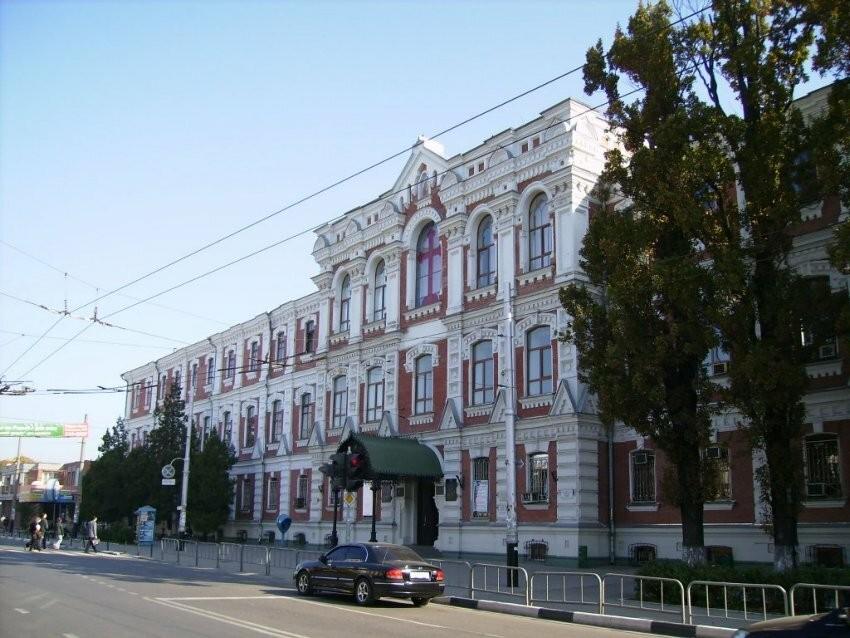 Епархиальное училище в Краснодаре