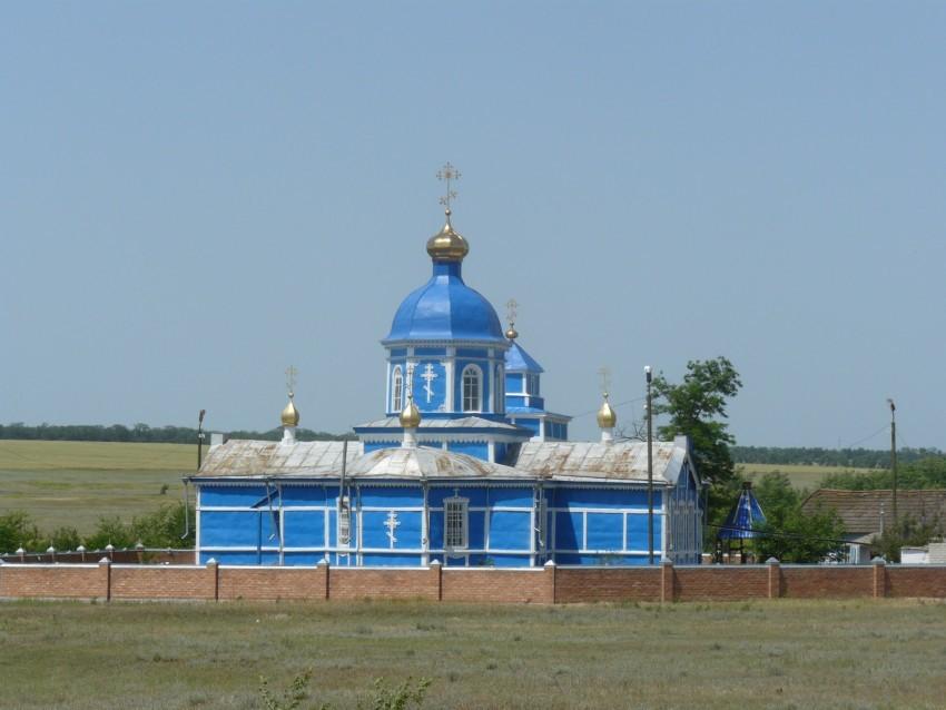 Храм Казанской иконы Божией Матери в Алексеевском
