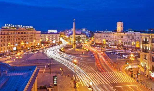 Невский проспект - главная улица Северной столицы