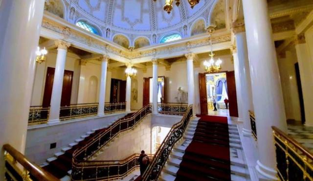 Музей Фаберже в Северной столице