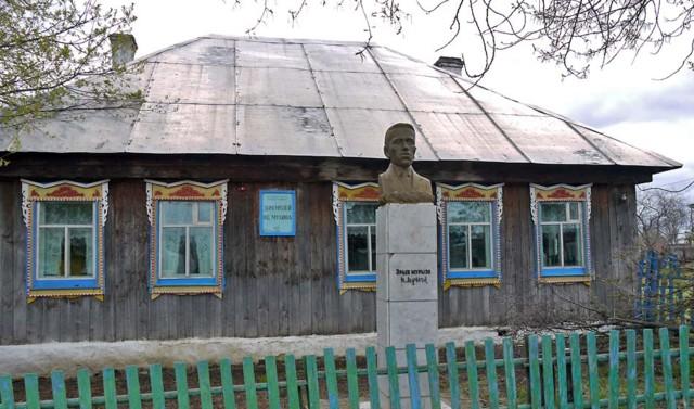 Дом-музей Н.С. Мухина в деревне Олыкъял