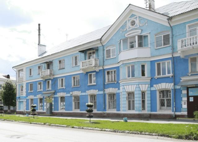 Литературный музей Степана Щипачёва в Богдановиче