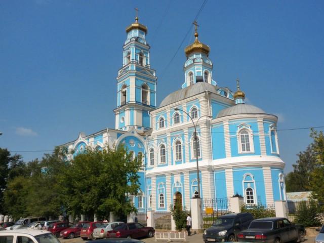 Церковь Вознесения Господня в Екатеринбурге