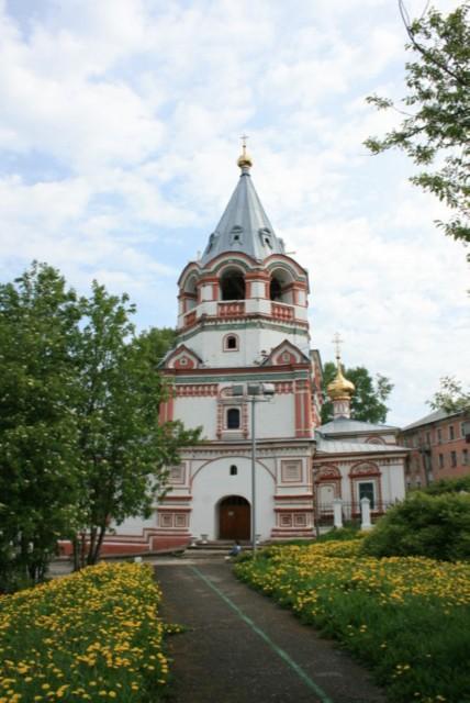 Церковь Богоявления Господня в Соликамске