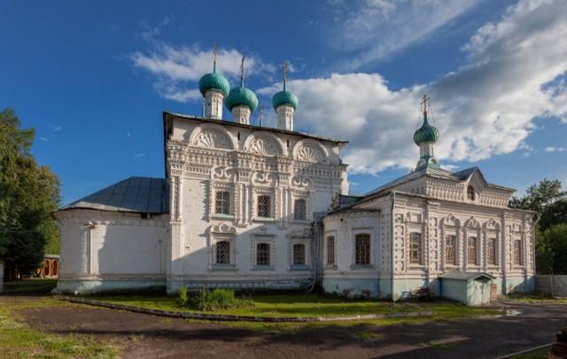 Собор Екатерины Великомученицы в Слободском