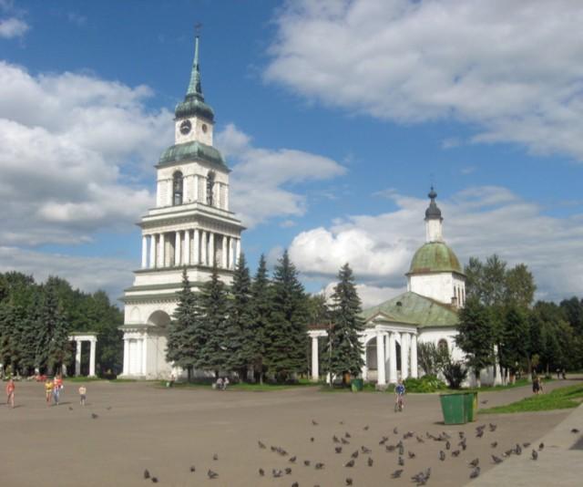 Церковь Благовещения Пресвятой Богородицы в Слободском