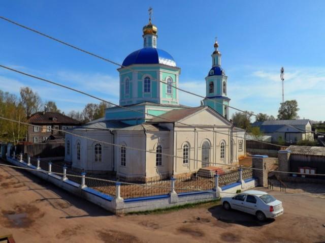 Церковь Успения Пресвятой Богородицы в Советске
