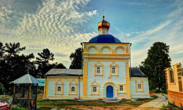 Церковь Благовещения Пресвятой Богородицы в Яранске