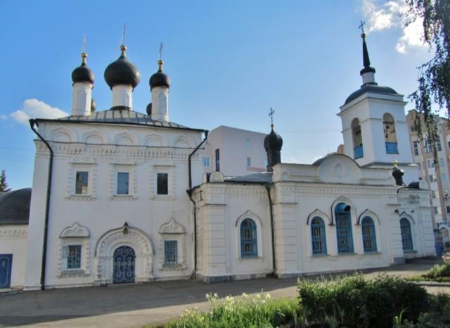 Собор Иоанна Богослова в Саранске