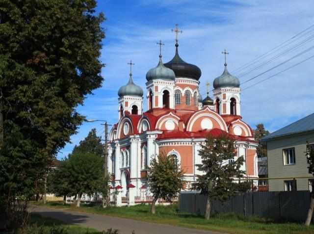 Собор Смоленской иконы Божией Матери в Козьмодемьянске
