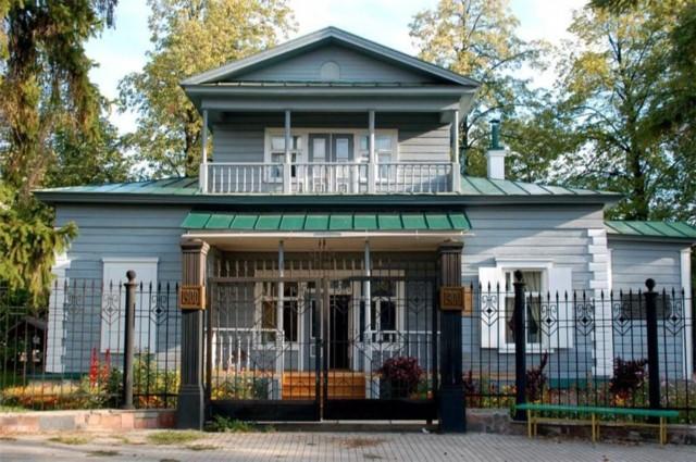 Дом-музей В. И. Ленина в Уфе
