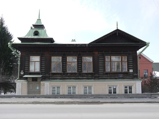 Музей «Литературная жизнь Урала XIX века» в Екатеринбурге