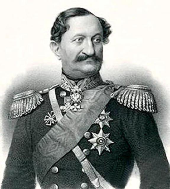 Серебряков Лазарь Маркович