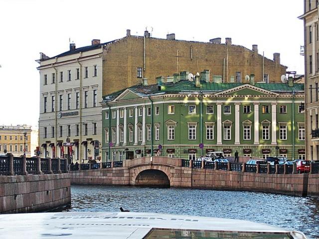 Дом Аракчеева в Санкт-Петербурге