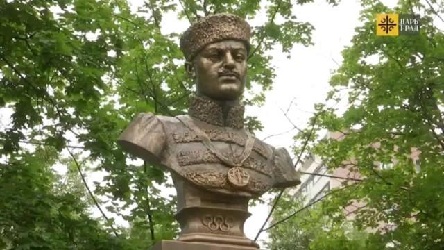 Памятник Николаю Панину-Коломенкину в Сочи