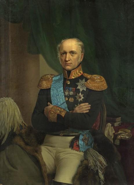 Канкрин Егор Францевич