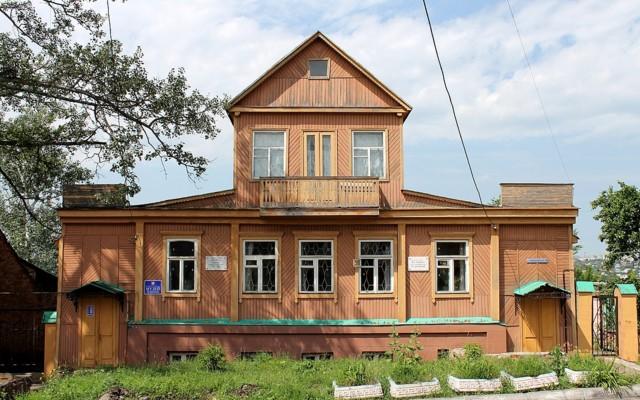 Дом-музей Ф.А. Семёнова и А.Г. Уфимцева в Курске