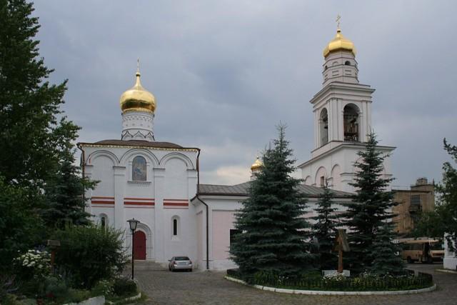Церковь Рождества Пресвятой Богородицы в Старом Симонове