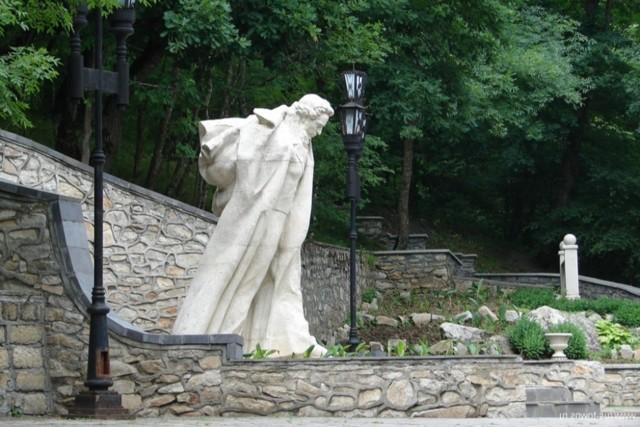 Памятник А.С. Пушкину в Железноводске