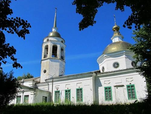 Кафедральный собор Николая Чудотворца в Кудымкаре
