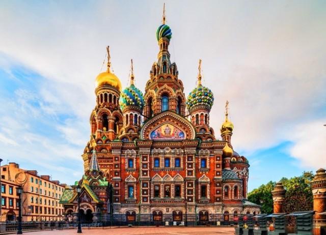 Спас на Крови (Собор Воскресения Христова) в Санкт-Петербурге