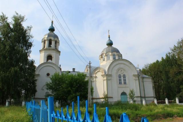 Церковь Марии Магдалины в Лае