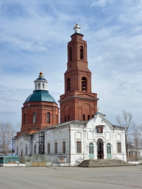 Церковь Симеона и Анны в Сысерти