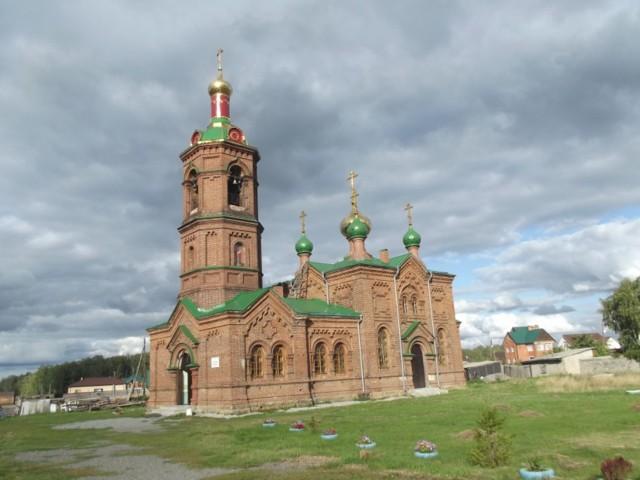 Церковь Александра Невского в Харино