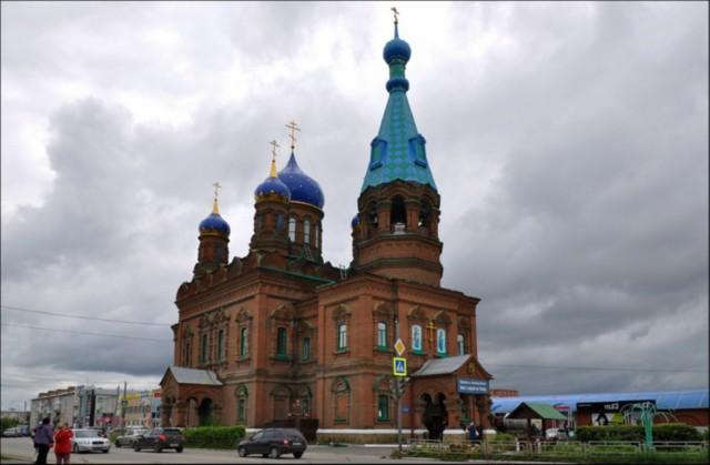 Церковь Александра Невского в Красноуфимске