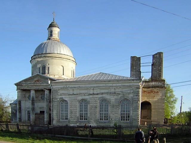 Церковь Параскевы Пятницы в Старом Городе