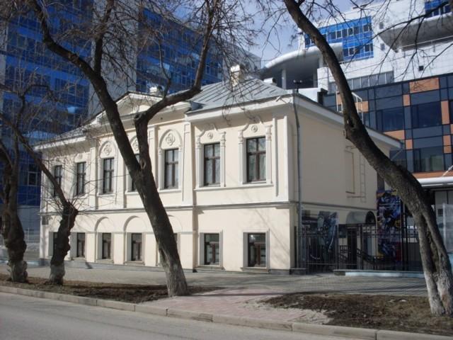 Художественный музей Эрнста Неизвестного в Екатеринбурге